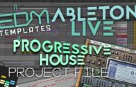 STADIUMX – HOWL AT THE MOON ABLETON LIVE REMAKE TEMPLATE PROJECT ALS PROGRESSIVE HOUSE TUTORIAL
