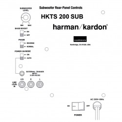 Harman Kardon BDS 570 reparatie