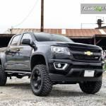 2016 Chevy Colorado Z71 Duramax Diesel 18 Xd Wheels Xd811 Rockstar 2 Satin Black Rims 6 Rough Country Lift Kit Rbp Mt Tires Audiocityusa Blg021517 Blogblog