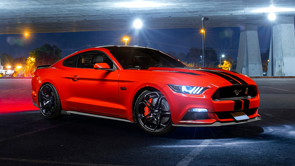 """Mit einer länge von 447 cm, breite von 192. 20"""" Foose Wheels F169 Impala Gloss Black Rims #FOS008-1"""