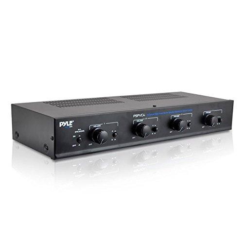 Amazoncom Pyle Inwall Speaker Selector Switch Wall Plate Speaker