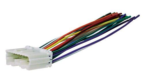 Metra 70 7001 Radio Wiring Harness For Mitsubishi 94 Up