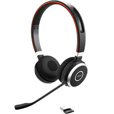 Jabra Evolve 65 MS Stereo (without charging stand) 1