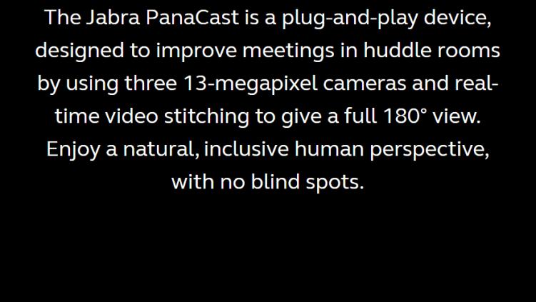 Jabra PanaCast 4K 4