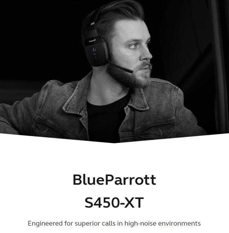BlueParrott S450-XT 6