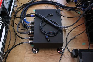 Audience aR12 power conditioner