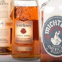 Spirited Away: Basil Hayden's, Four Roses Single Barrel, Michter's US*1 Unblended American Whiskey
