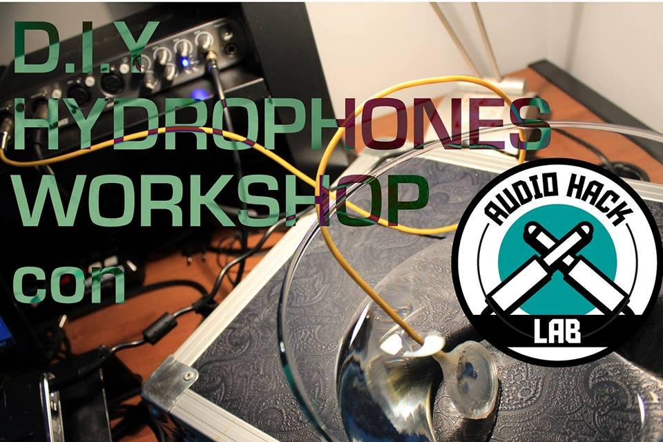 D.I.Y. Hydrophones