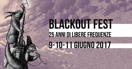 Blackout fest: 25 anni!