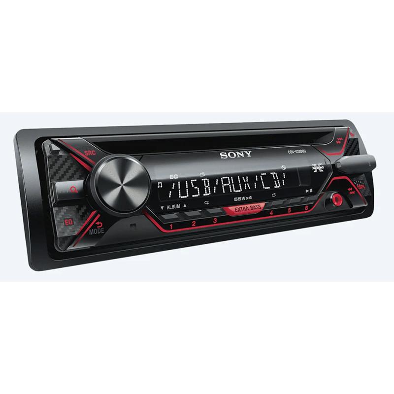 SONY CD USB AUX RADIO CDXG1200U