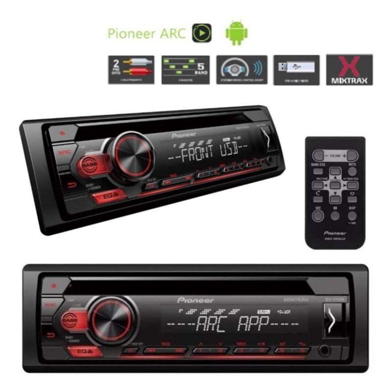 PIONEER CD USB RADIO DEHS1150UB 2