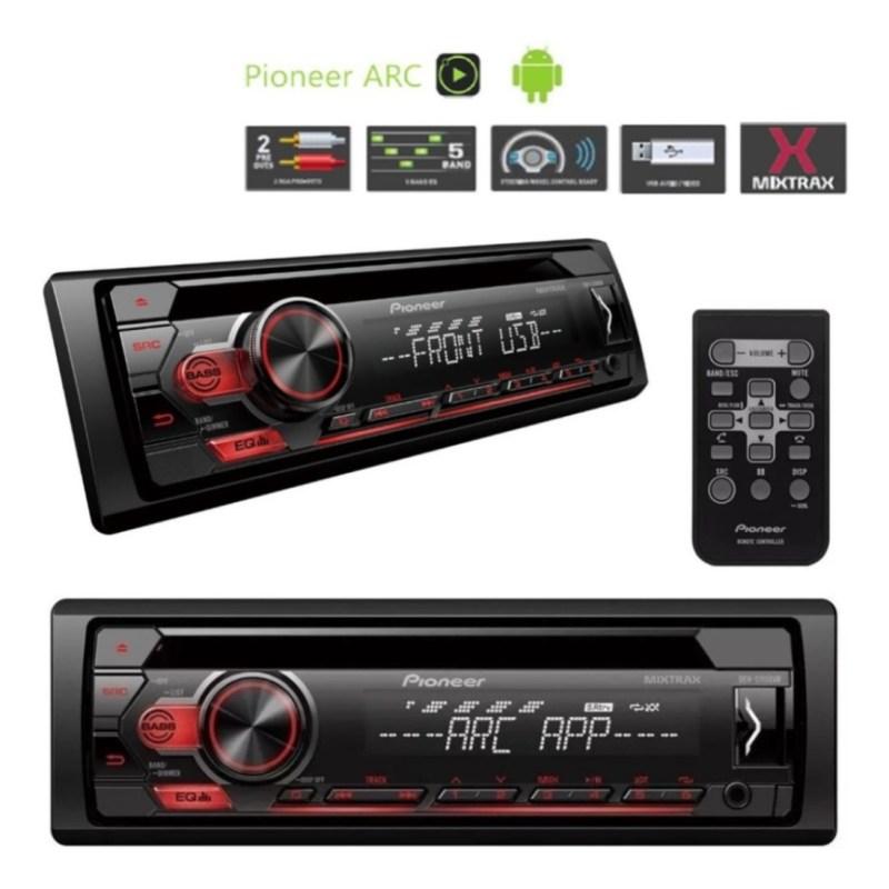 PIONEER CD USB RADIO DEHS1150UB 4