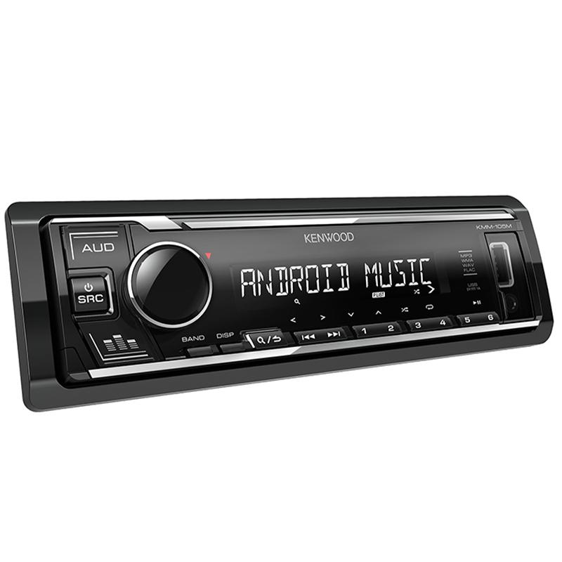 KENWOOD USB AUX RADIO KMM105M 1