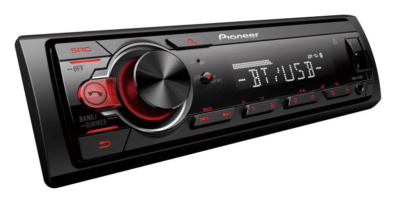 PIONEER BLUETOOTH USB MEDIA RADIO MVHS215BT 3