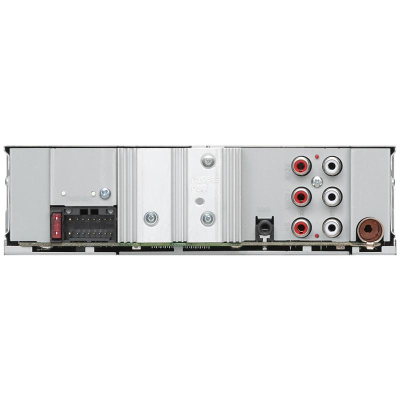 JVC BLUETOOTH USB MEDIA RADIO KDX462BT 3