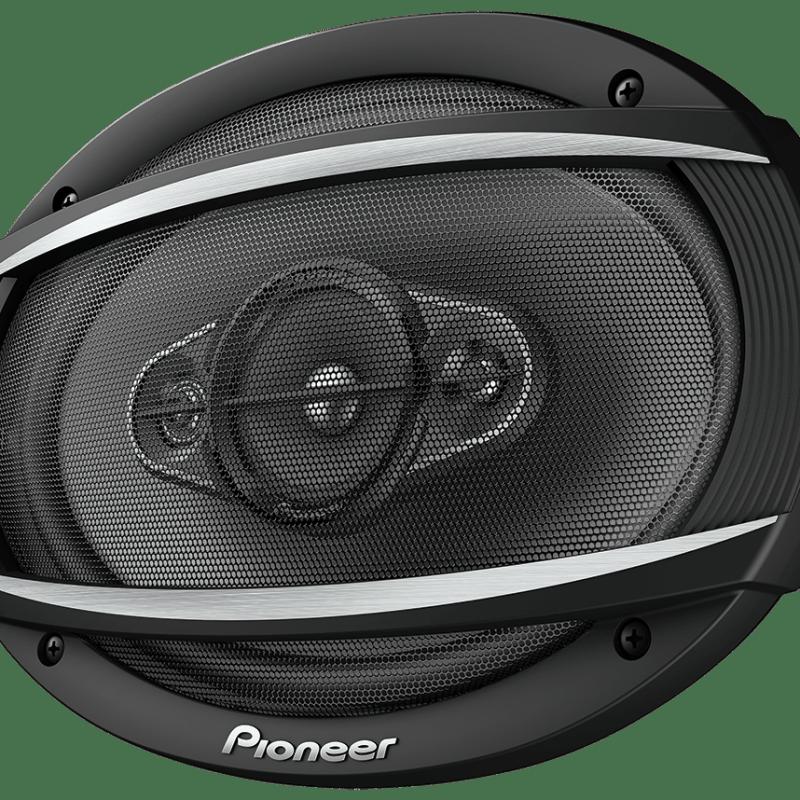 PIONEER 6X9 450W 4-WAY SPEAKERS TSA6967S 2