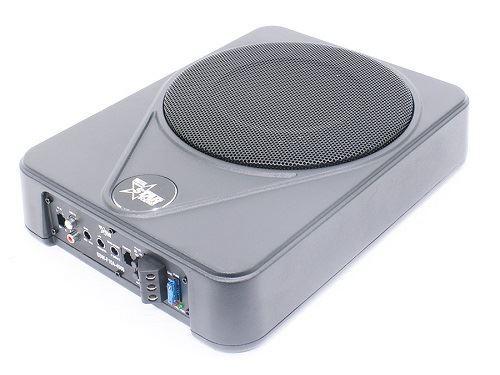 10'' STARSOUND ACTIVE SUB+AMP 4500W SSWF10A4500