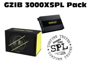 GZIB 3000XSPL PACK MKII
