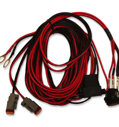 rigid rig40195 wire harness dually pair free 2 day shipping audio jam inc of delaware [ 900 x 900 Pixel ]