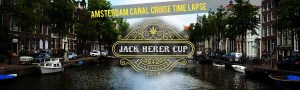 Amsterdam Canal Cruise Time Lapse, Jack Herer Cup