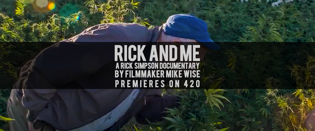 Rick and Me is a documentary that follows filmmaker, Mike Wise, who sought Rick Simpson's knowledge to cure an incurable disease.