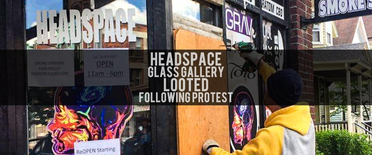 headspace buffalo looted after protest 2020