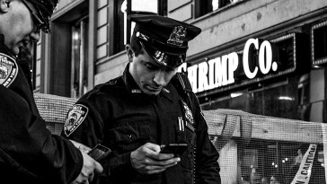 NYPD ordered to allow cannabis consumption in public.