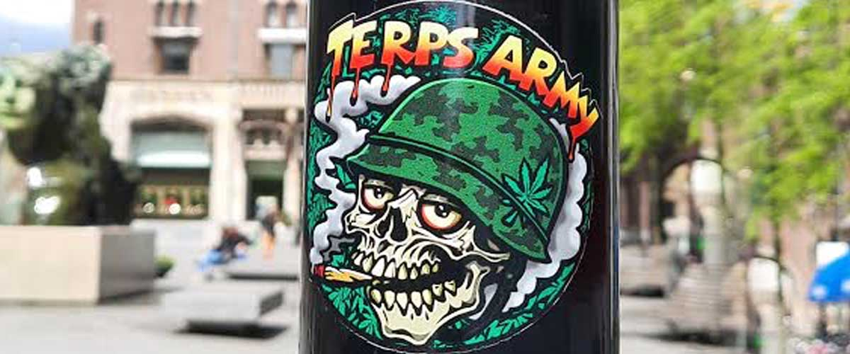 TerpsArmy, a Barcelona-based Cannabis Social Club, will soon open a coffeeshop in Amsterdam.