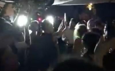 Dance-Party à Uriage