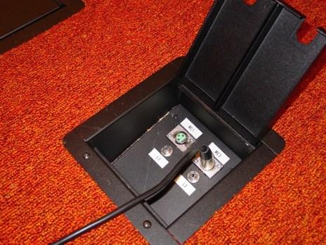 Audiomatrix, Inc. | Floor Box