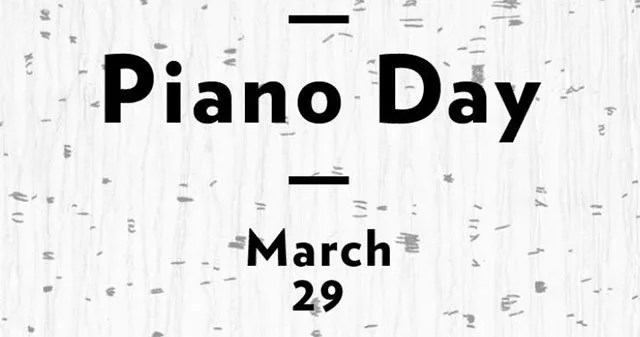 Nils Frahm Presents The World's First Piano Day