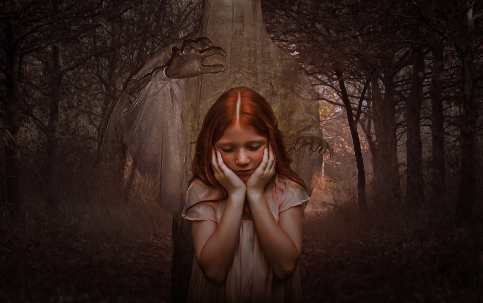 Creepy playlist to creep you out....