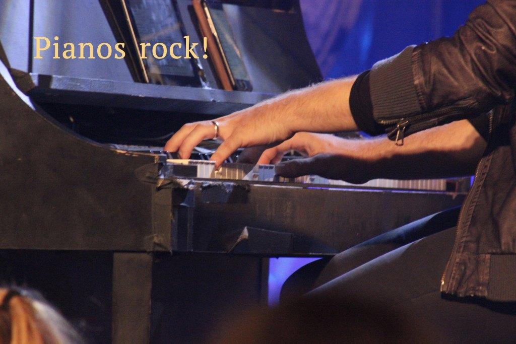 Pianos Rock!