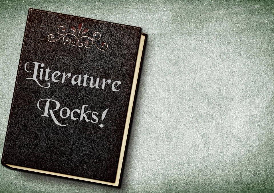 Literature rocks!