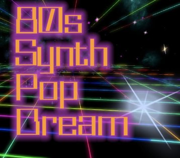 80s Synth Pop Dream, now with 100 percent more Samantha Fox.
