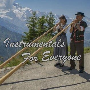 Instrumentals For Everyone!