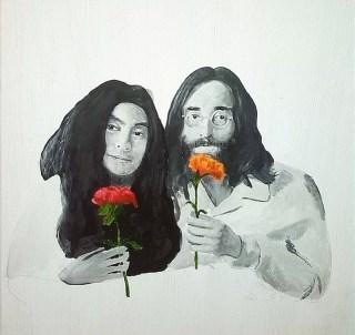I Listen to Yoko Ono - John and Yoko.