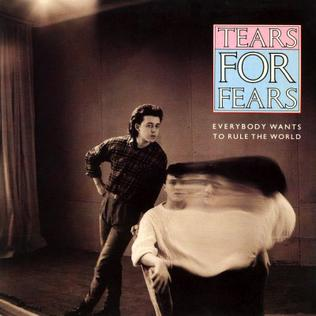 Tears for Fears and the room where the light won't find you.