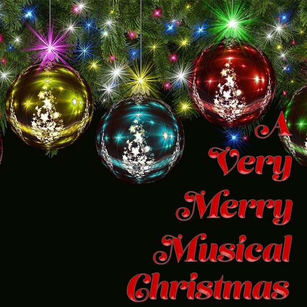 A very merry musical Christmas.