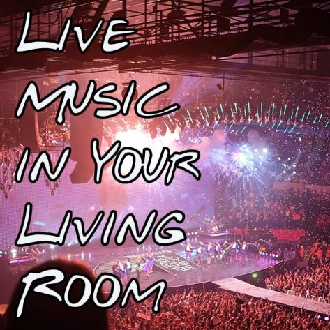 Live Music in your Living Room