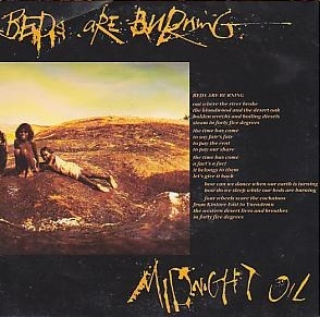 The time has come to review Beds are burning.