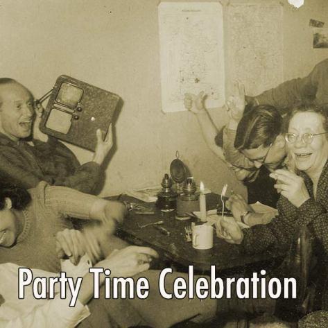 Party Time Celebration.