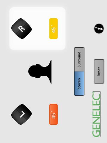 Suas caixas no ângulo certo: Genelec Speaker Angle 1