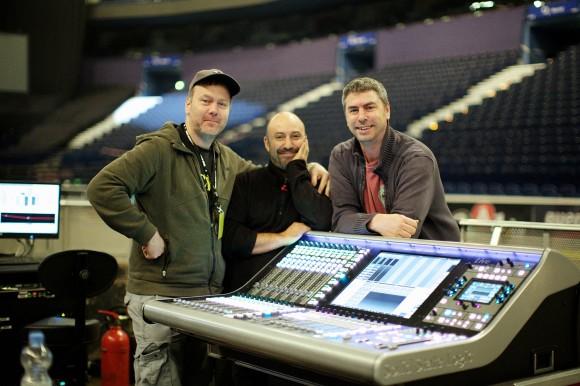 Peter Gabriel SSL live