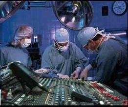 operando o som