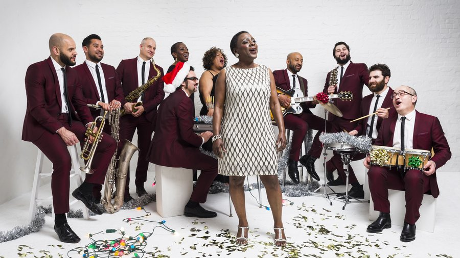 Image result for sharon jones and the dap kings