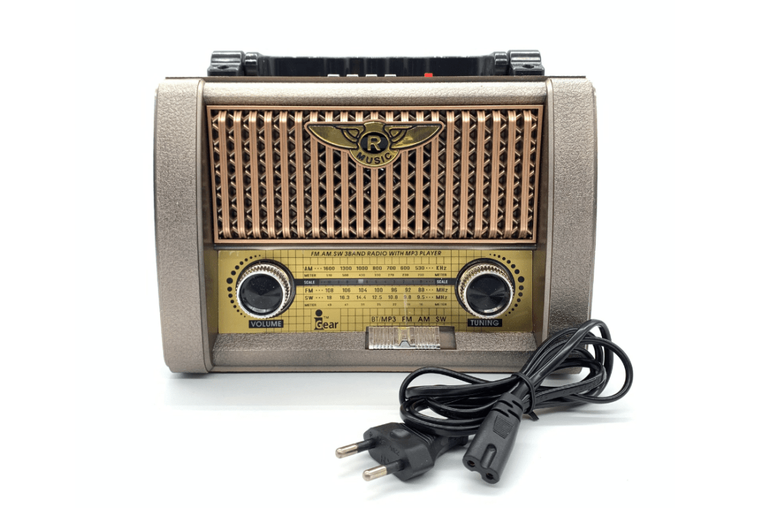 iGear Retro Radio