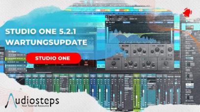 Studio One 5.2.1
