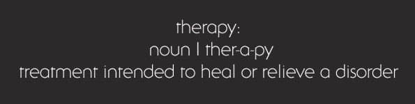 Therapy @ Audio Therapy