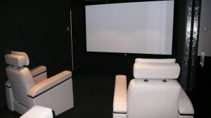 Fauteuils Zoom Oray Home cinema Back